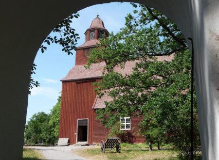 kostel Seglora, Skansen, Stockholm