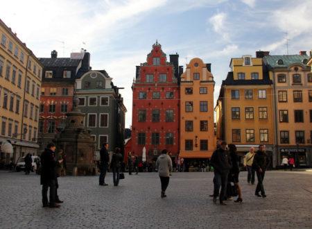 Staré město - Gamla Stan, Stockholm