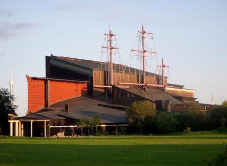 Budova Vasa muzea