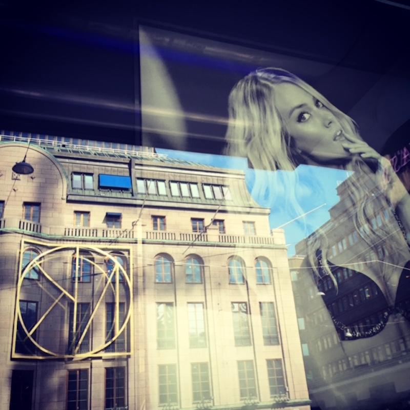 Jarní nákupy ve Stockholmu