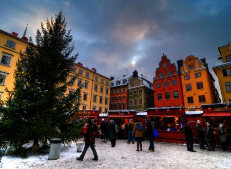 Vánoční trhy ve starém městě