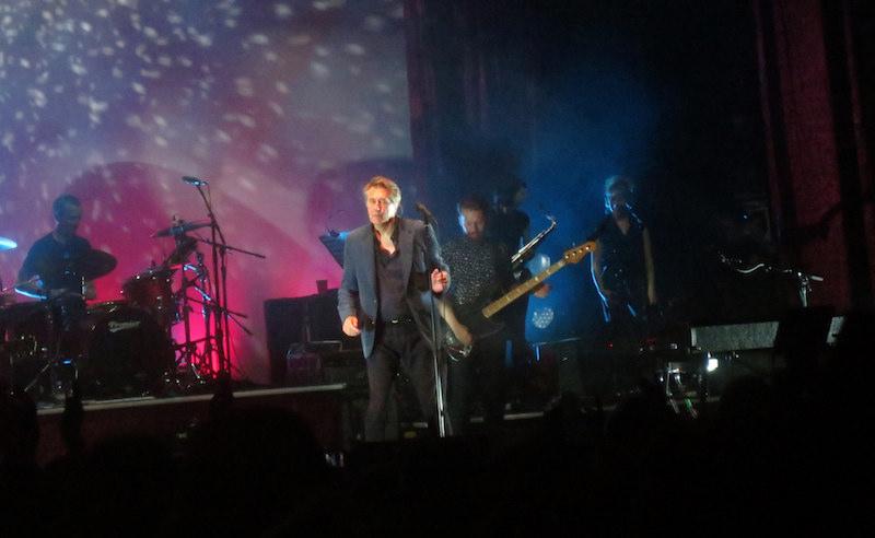 Bryan Ferry koncert ve Stockholmu