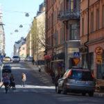 Návštěva čtvrti Södermalm