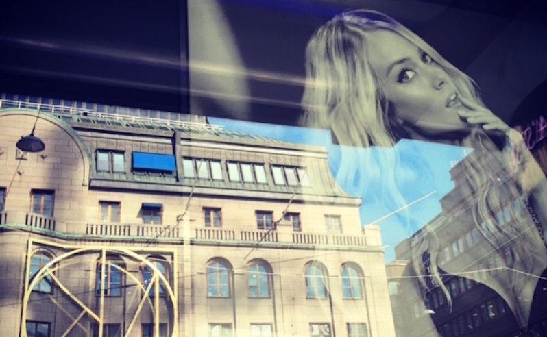 Shopping ve Stockholmu